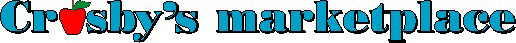 Crosbys Marketplace Logo